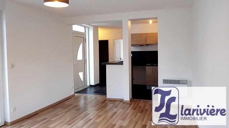 Rental apartment Wimereux 658€ CC - Picture 1