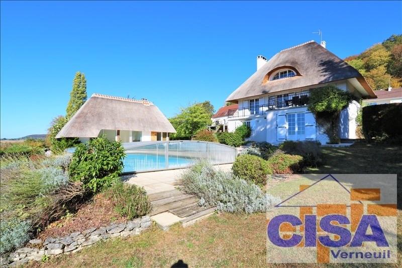 Vente maison / villa Compiegne 415000€ - Photo 1