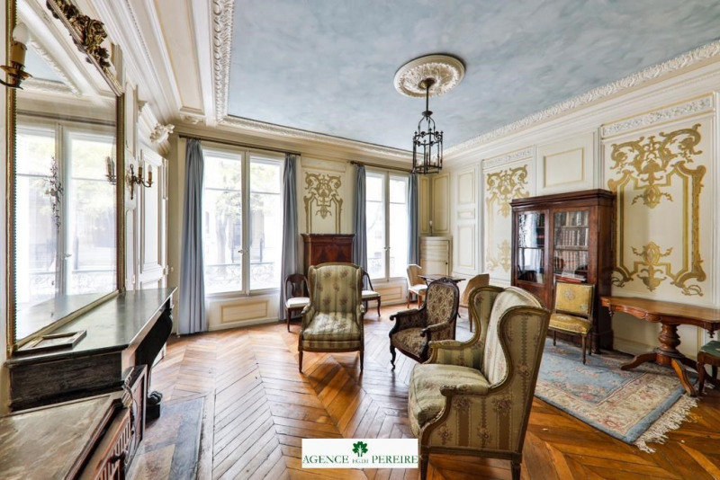 Vente de prestige appartement Paris 17ème 1 055 000€ - Photo 2