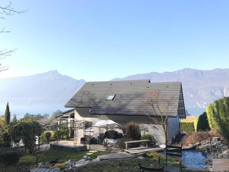 Vente de prestige maison / villa Aix les bains 690000€ - Photo 3