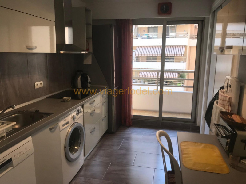 Life annuity apartment Nice 175000€ - Picture 6