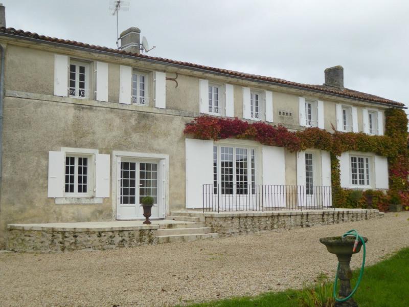 Deluxe sale house / villa Genté 379800€ - Picture 1