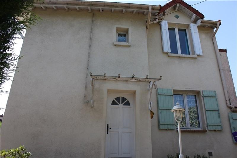 Vente maison / villa Nanteuil les meaux 218000€ - Photo 1