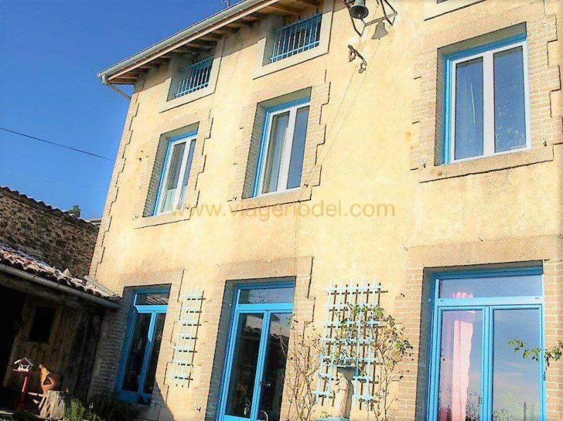 Vente maison / villa Saint-genest-malifaux 280000€ - Photo 1