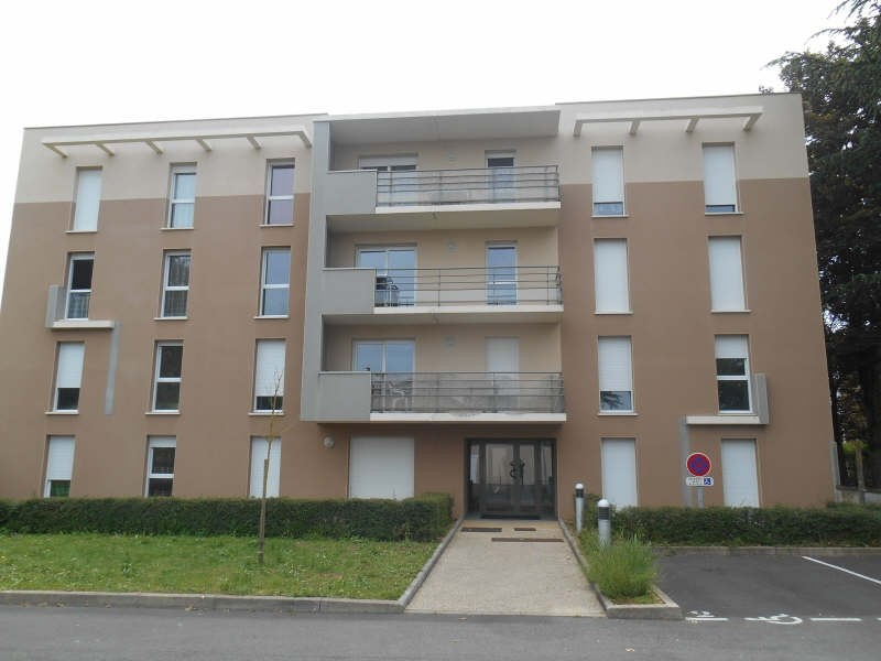 Location appartement Poitiers 589€ CC - Photo 1