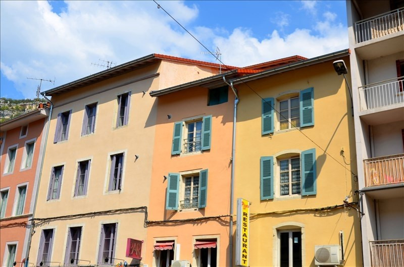 Location appartement Nantua 458€ CC - Photo 1