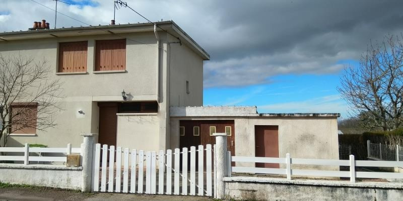 Vente maison / villa Garchizy 80 000€ - Photo 1