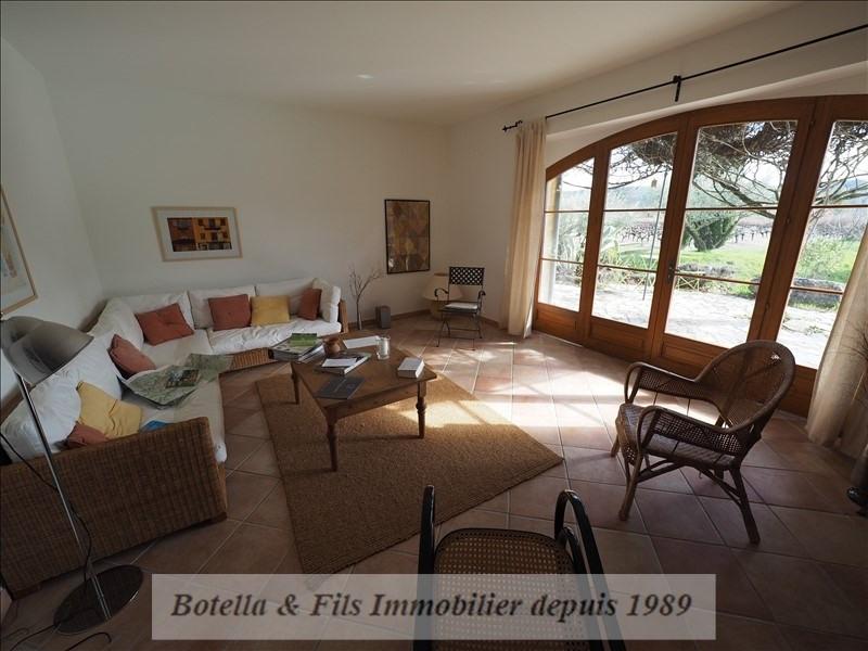 Vente de prestige maison / villa Goudargues 526000€ - Photo 5