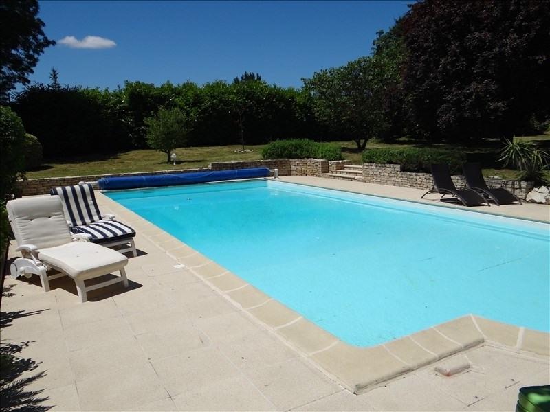 Deluxe sale house / villa St medard d aunis 495000€ - Picture 2