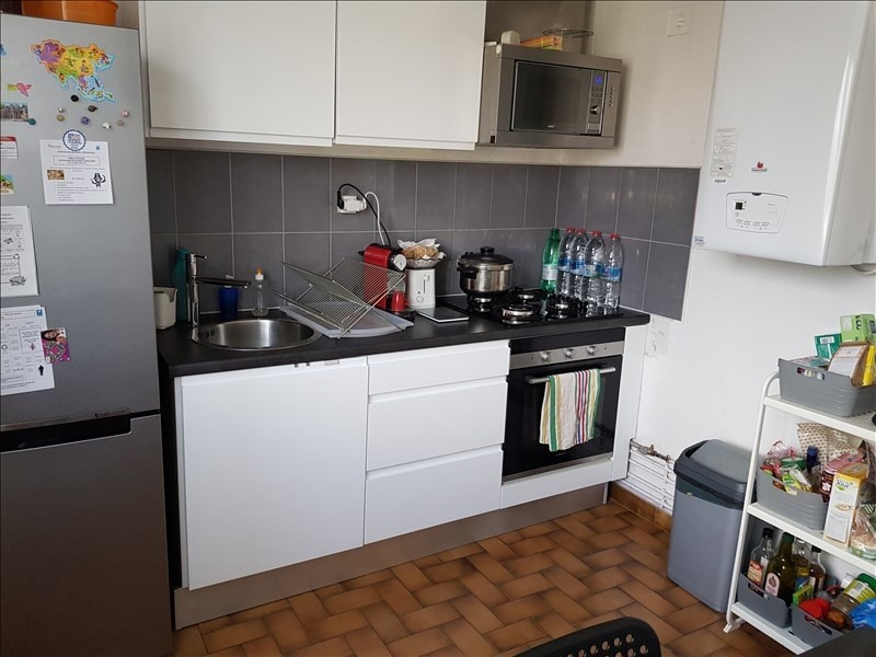 Sale apartment Vienne sud 106 000€ - Picture 1