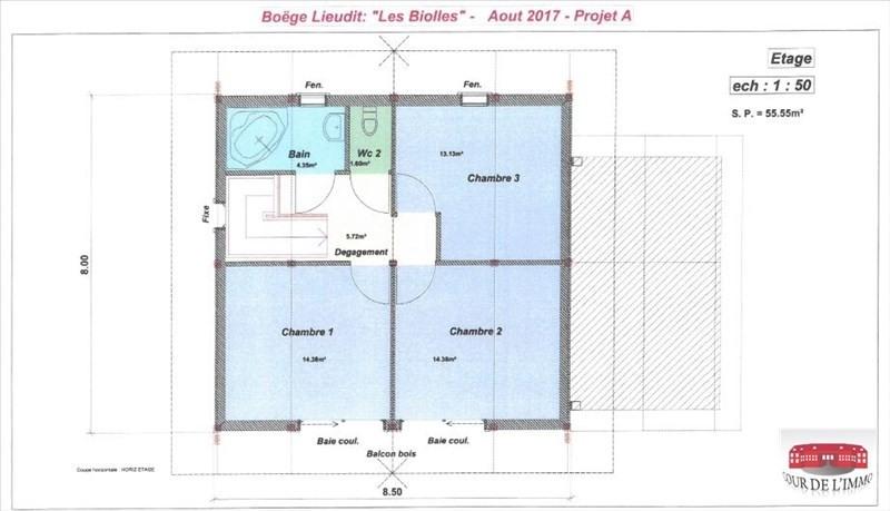 Vente maison / villa Boege 436800€ - Photo 4