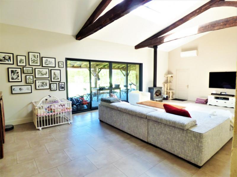 Deluxe sale house / villa Izon 650000€ - Picture 3