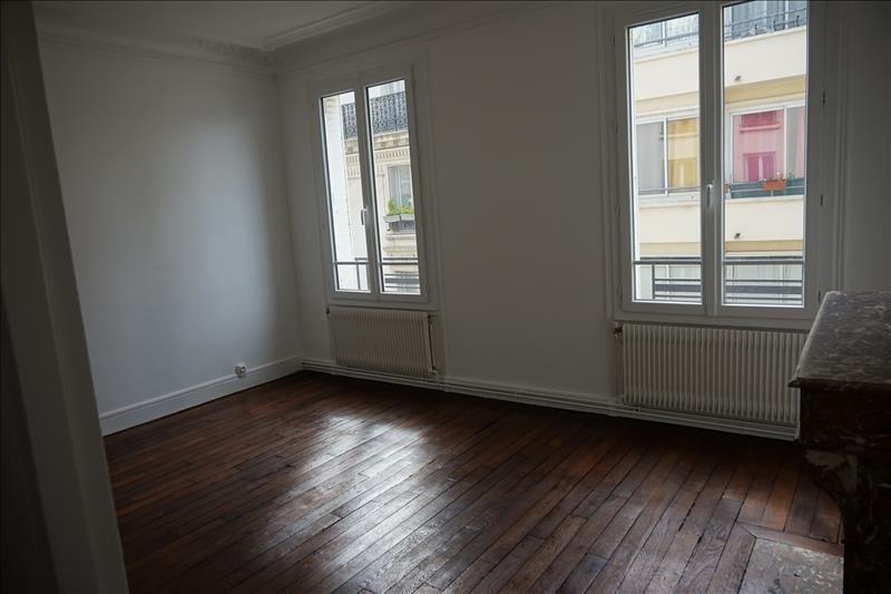 Rental apartment Asnieres sur seine 1380€ CC - Picture 2