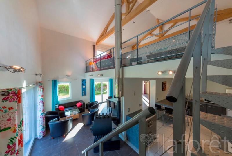 Vente maison / villa Les ardillats 339000€ - Photo 2