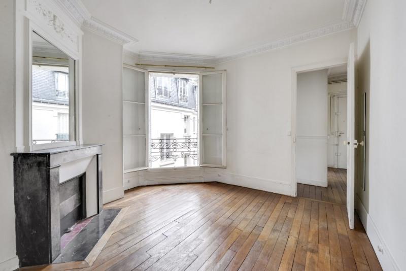 Sale apartment Paris 17ème 600000€ - Picture 2