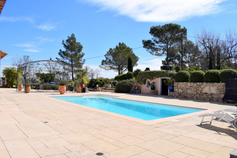 Verkauf von luxusobjekt haus Tourrettes 749000€ - Fotografie 4