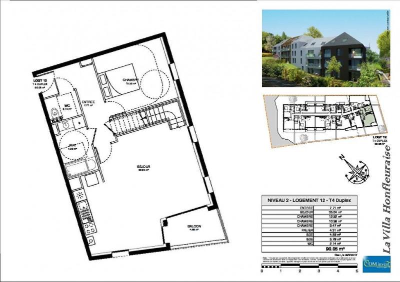 Vente appartement Honfleur 162750€ - Photo 13