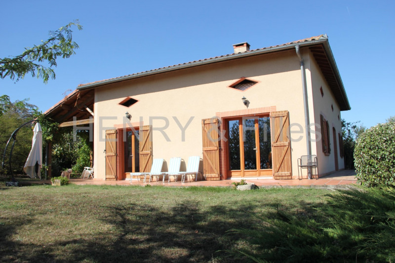 Sale house / villa Lombez 5 km 335 000€ - Picture 1