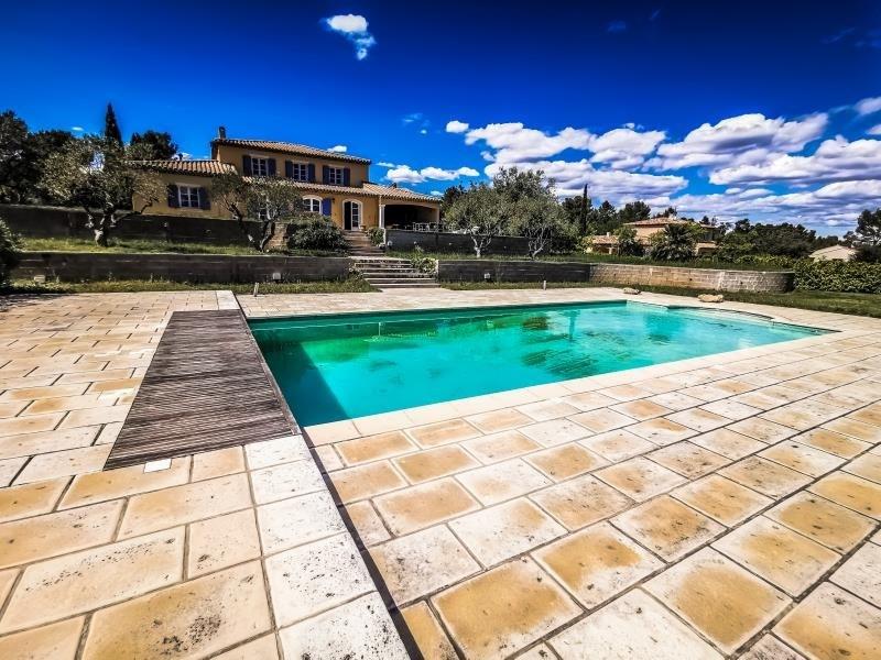 Vente de prestige maison / villa St maximin la ste baume 750000€ - Photo 5