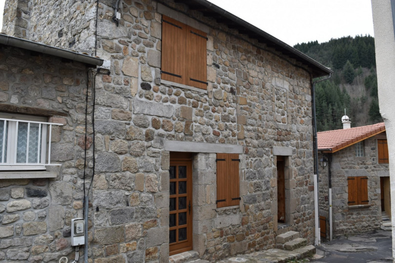 Sale house / villa St martin de valamas 86000€ - Picture 1