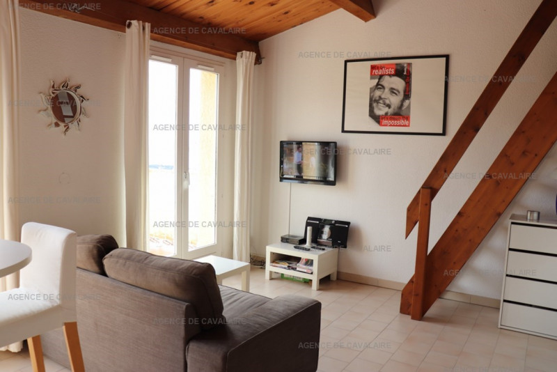 Vacation rental apartment Cavalaire sur mer 750€ - Picture 7