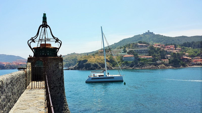 Location vacances appartement Collioure 193€ - Photo 8