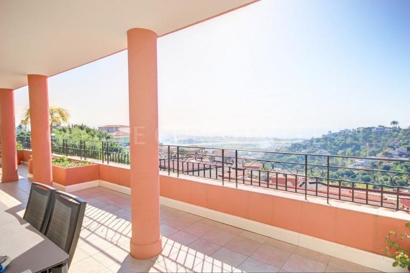 Vente de prestige appartement Mandelieu 585000€ - Photo 1