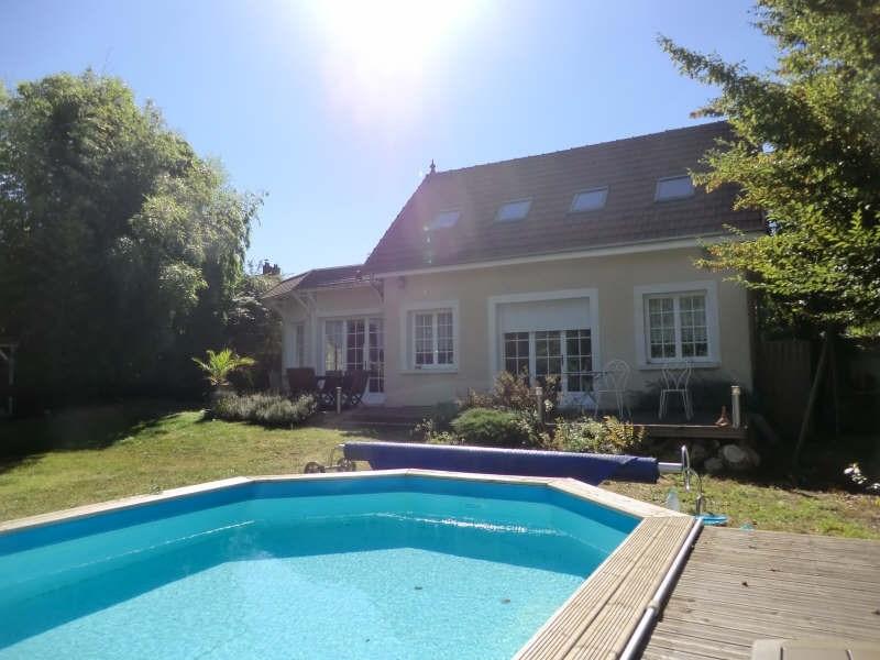 Deluxe sale house / villa Coye la foret 575000€ - Picture 2