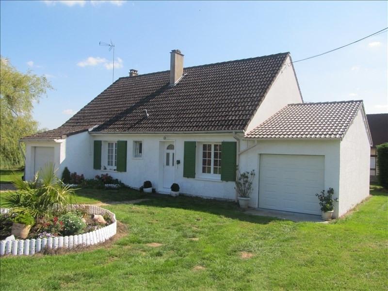 Vente maison / villa Conches en ouche 153000€ - Photo 1