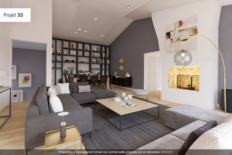 Vente maison / villa Uzes 340000€ - Photo 1