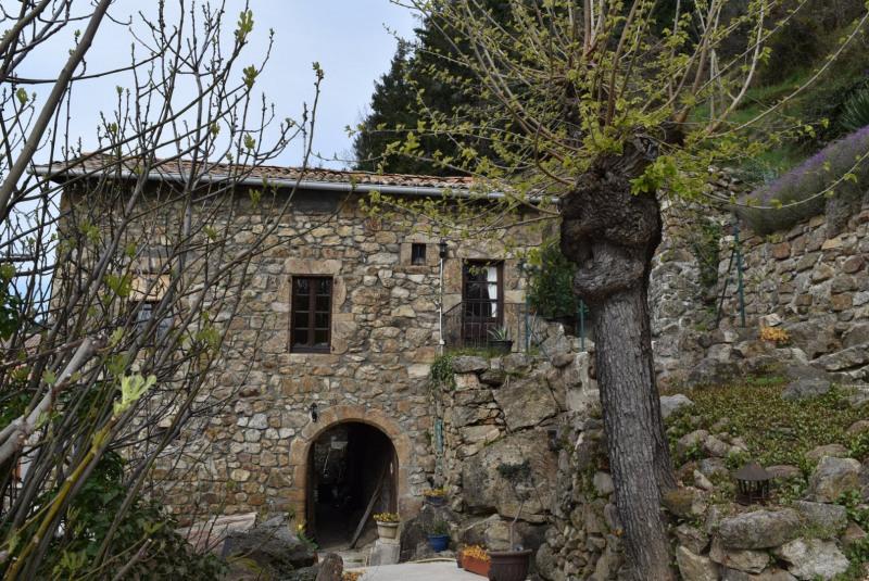 Sale house / villa Vals les bains 490000€ - Picture 16