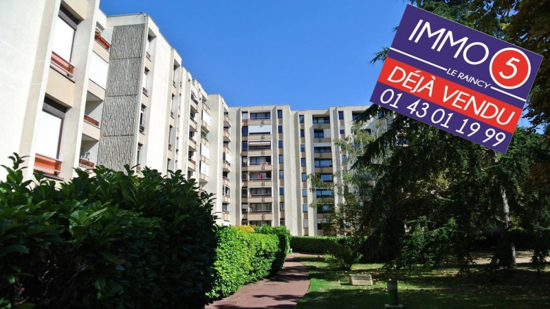 Vente appartement Le raincy 199 000€ - Photo 1