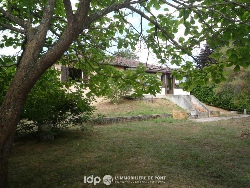 Vente maison / villa Villemoirieu 295000€ - Photo 1