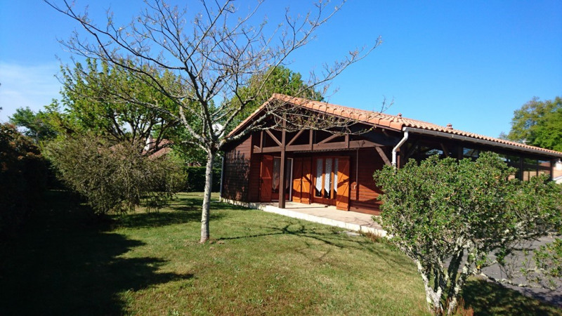 Vacation rental house / villa Gastes  - Picture 1