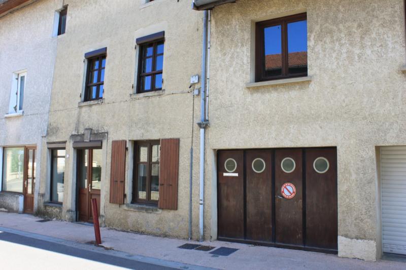 Vendita casa Les côtes-d'arey 157500€ - Fotografia 1