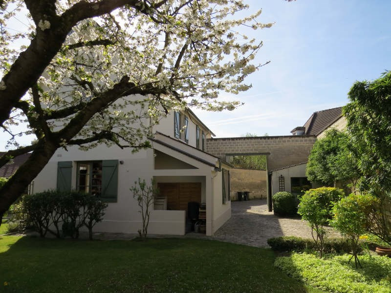 Vente de prestige maison / villa Maisons laffitte 1 198 000€ - Photo 1