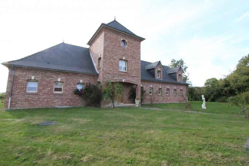 Deluxe sale house / villa Brailly cornehotte 675000€ - Picture 1
