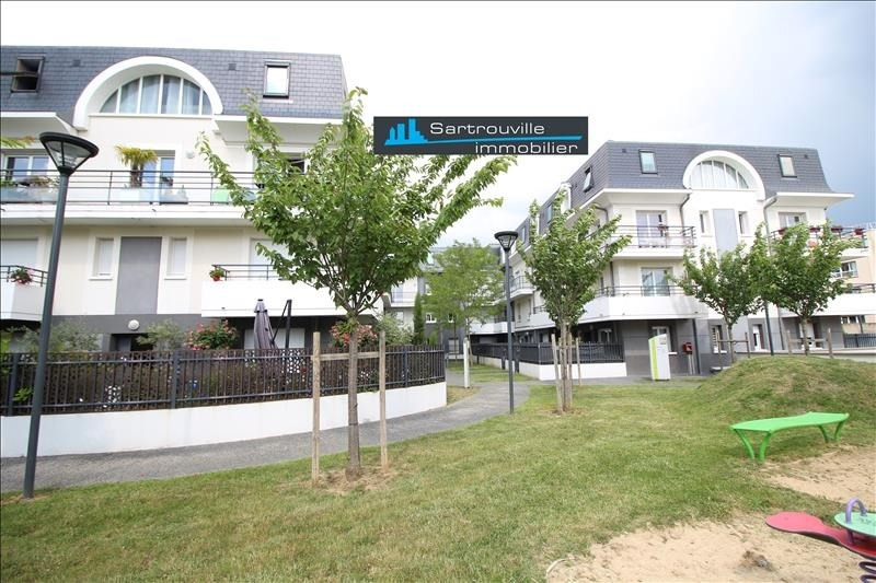 Vendita appartamento Sartrouville 168000€ - Fotografia 1
