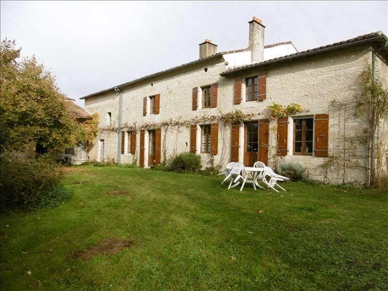Vente maison / villa Usseau 314850€ - Photo 2