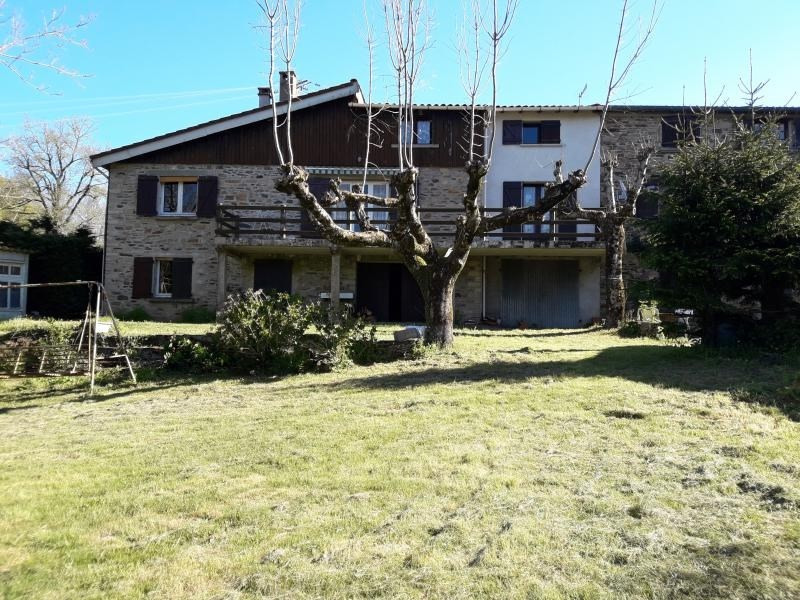 Vente maison / villa Mazamet 117000€ - Photo 1