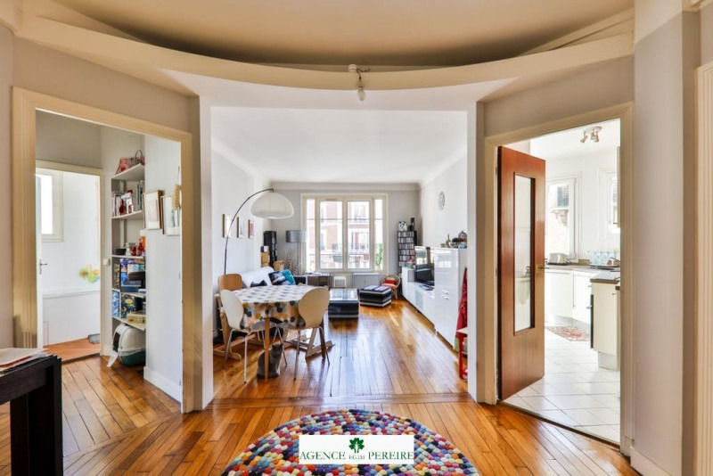 Vente appartement Courbevoie 535000€ - Photo 1