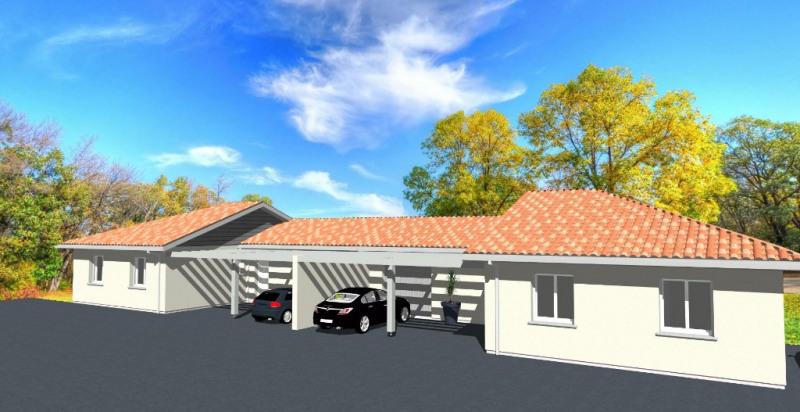 Sale house / villa Vieux boucau les bains 345000€ - Picture 2