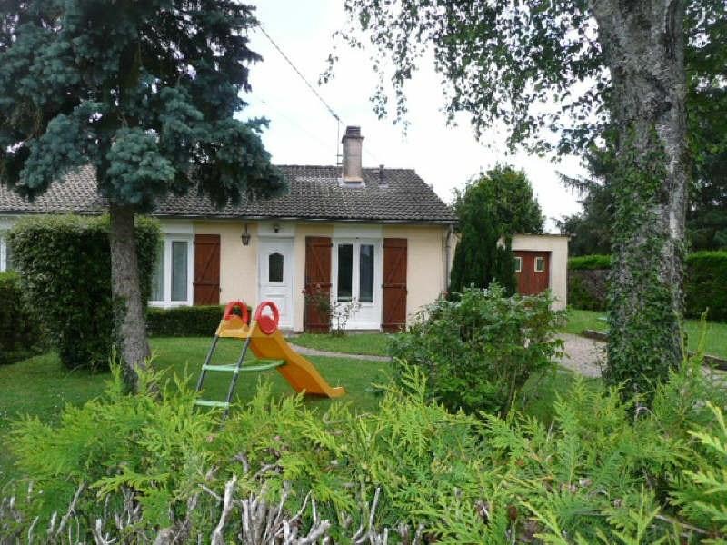 Location maison / villa Henrichemont 613€ CC - Photo 2