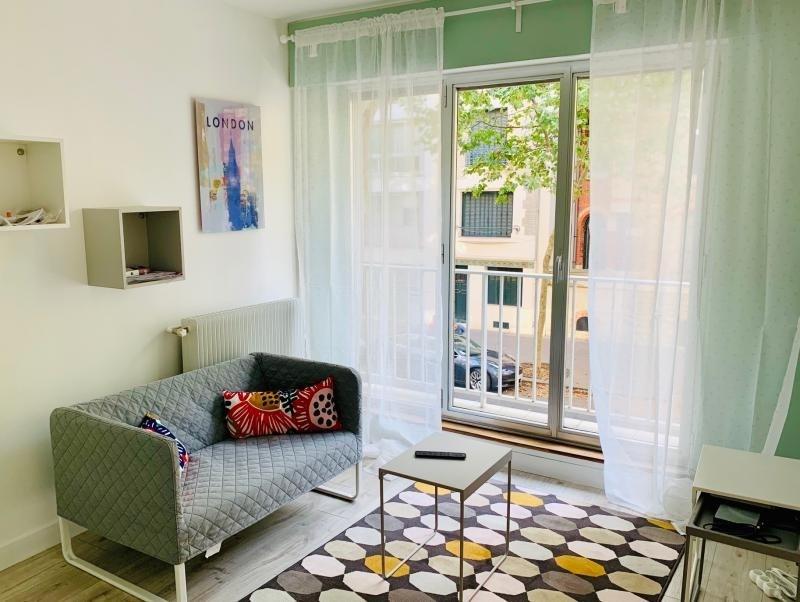 Rental apartment Paris 16ème 1400€ CC - Picture 2