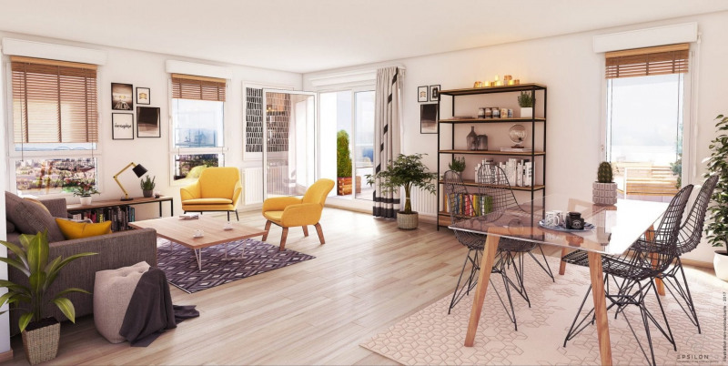 Sale apartment Versailles 687000€ - Picture 1