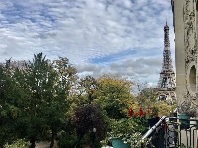 Vente de prestige appartement Paris 16ème 5950000€ - Photo 1