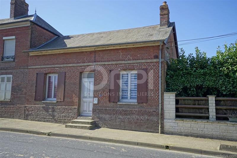 Maison ancienne de plain pied - Accès rapide RN 14