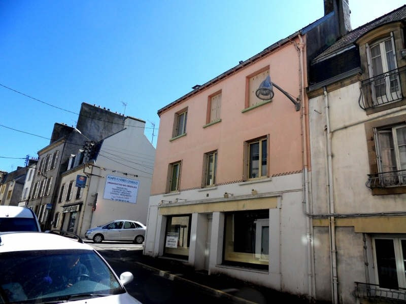 Vente immeuble Douarnenez 207 675€ - Photo 1
