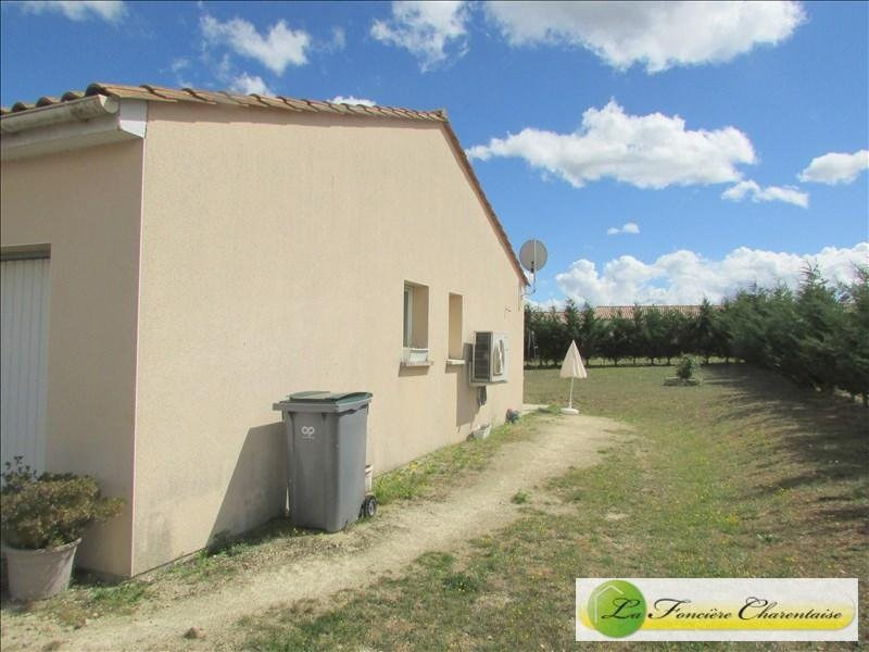 Produit d'investissement maison / villa Aigre 119000€ - Photo 10