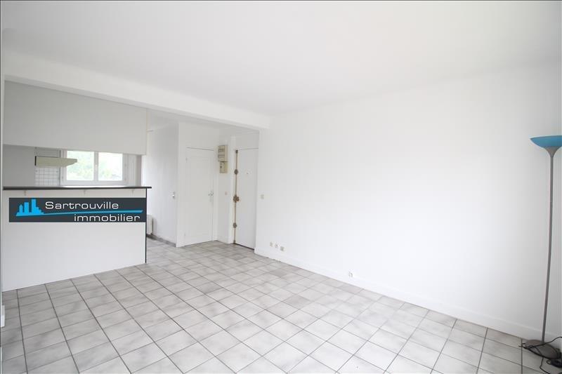 Vendita appartamento Sartrouville 151000€ - Fotografia 2